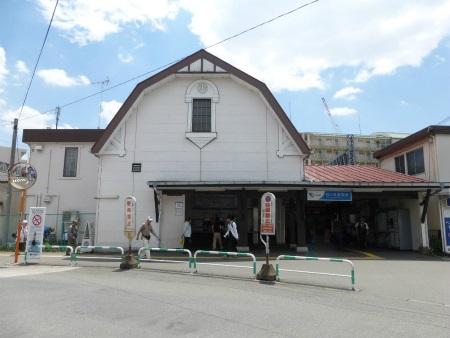 向ヶ丘遊園駅01