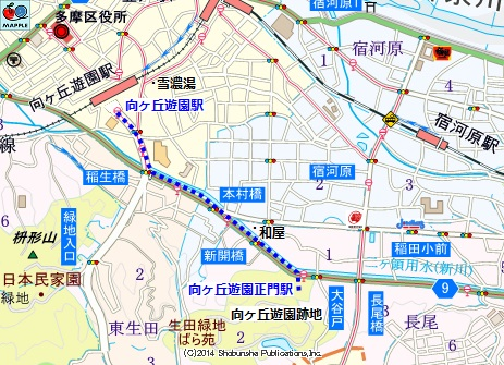 向ヶ丘遊園駅05