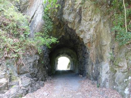 兎之山隧道09