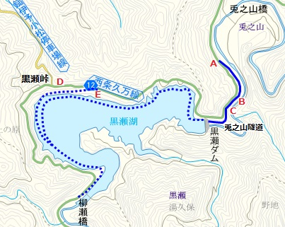兎之山隧道13