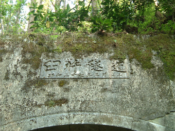 臼杵隧道16