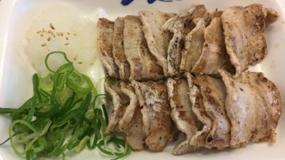 松屋フーズ 豚焼肉定食 メインの焼肉