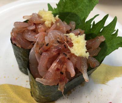 海鮮三崎港 桜えび(250円皿)