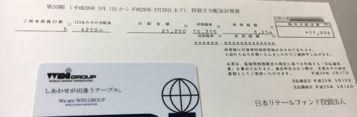 リテール ファンド 日本 日本都市ファンド投資法人