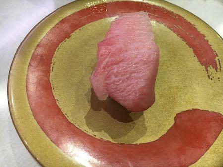 はま寿司 厳選まぐろ中とろ(150円皿)