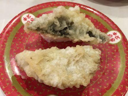 はま寿司 ほっけの天ぷら