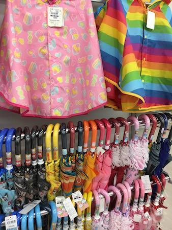 西松屋 子供用の傘