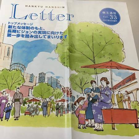 阪急阪神ホールディングス 株主通信 Vol.33