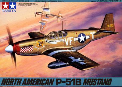 Box P-51B