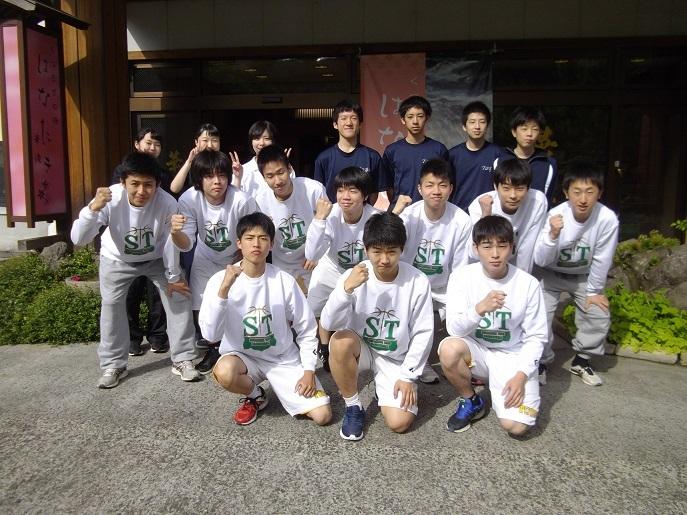 須賀川桐陽高校バスケットボール部