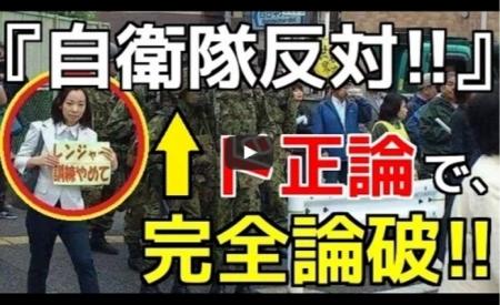 【動画】自衛隊反対を叫ぶ集団に拳を上げた若者が凄い…「それが自衛隊や!」正論すぎて拍手喝采! [嫌韓ちゃんねる ~日本の未来のために~ 記事No16014