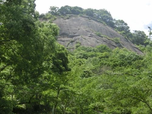 オトコマエの岩殿山