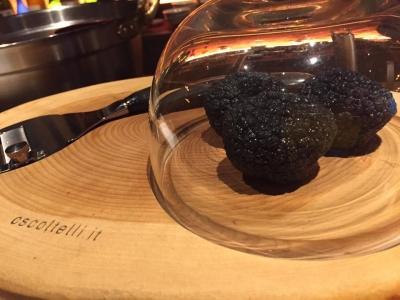 170310トリュフ蕎麦 わたなべトリュフ蕎麦 3800円トリュフ