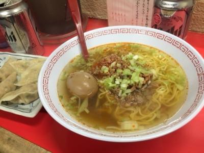 170325味仙坦仔麺700円