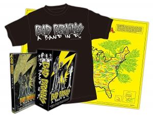 BAD BRAINS『バッド・ブレインズ/バンド・イン・DC』(DVD)