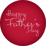 父の日のロゴ