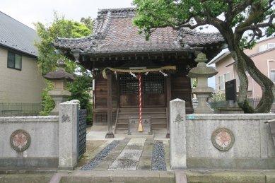 北野神社・社殿