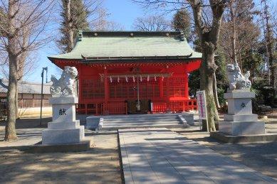 小野神社・社殿