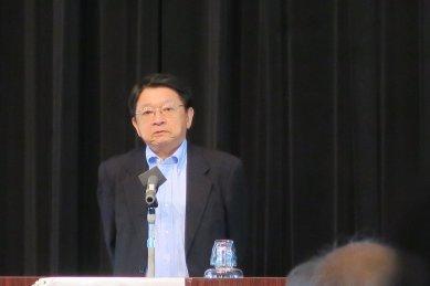 片山善博講師