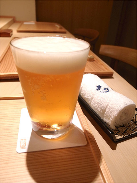 160210吉乃-ビール
