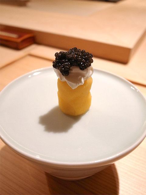 160210吉乃-インカの目覚めのマッシュポテト マスカルポーネチーズ フレッシュキャビア