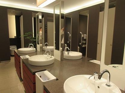 ゲートタワーのトイレ