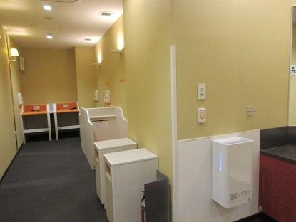ゲートタワーのトイレ3
