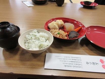 日泰寺精進料理