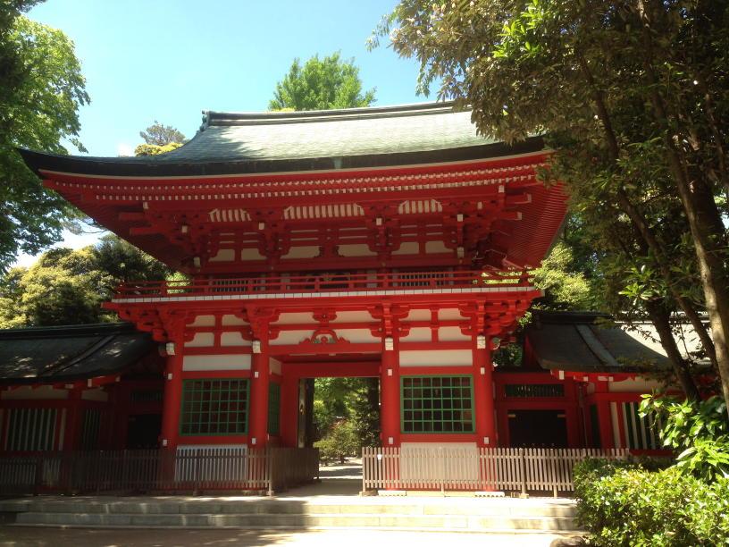 井草八幡宮 (17)(1)