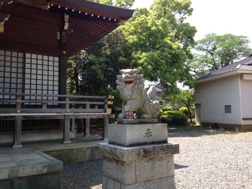 浮島神社 青梅市今井 (17)(1)