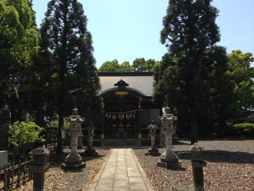 浮島神社 青梅市今井 (15)(1)