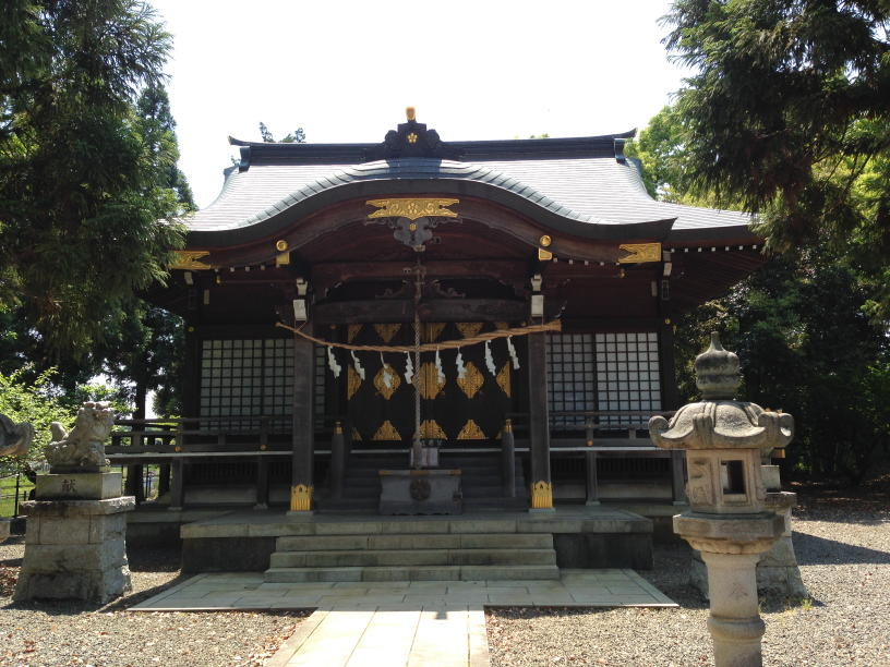 浮島神社 青梅市今井 (16)(1)