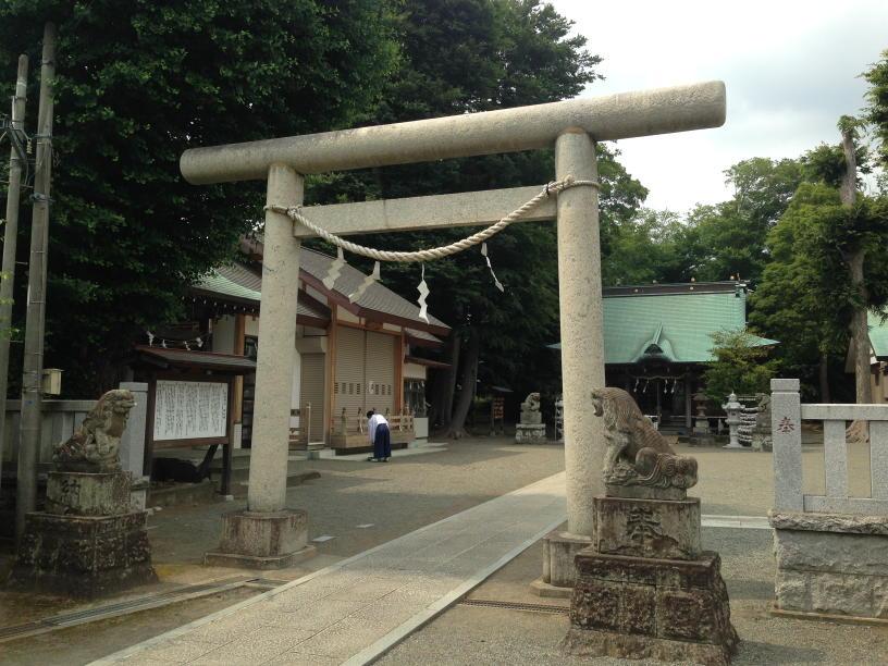 有鹿神社 (5)(1)