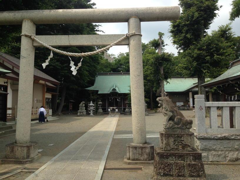 有鹿神社 (6)(1)