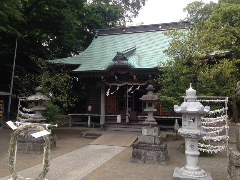 有鹿神社 (1)(1)