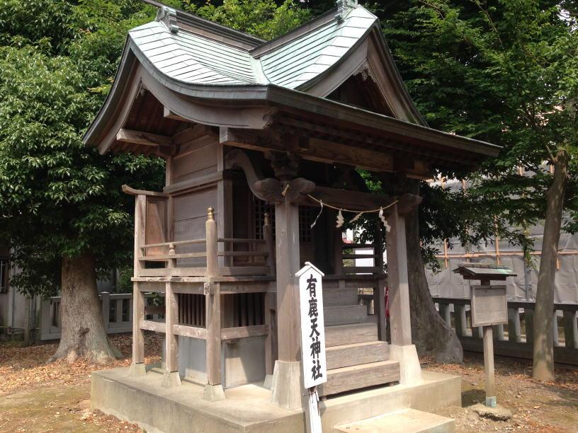 有鹿神社 (8)(1)
