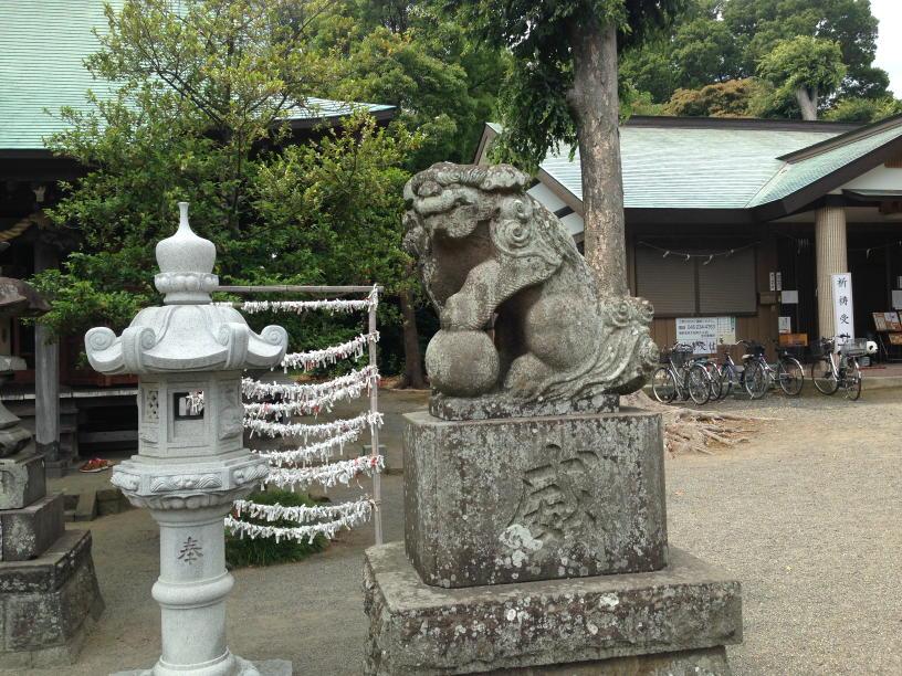 有鹿神社 (2)(1)