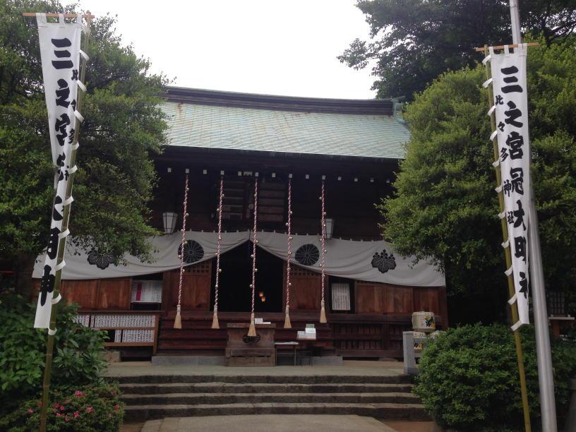 比々多神社 (6)(1)