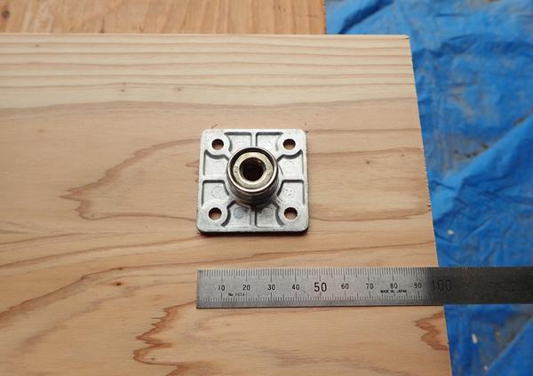 杉のミニテーブル04