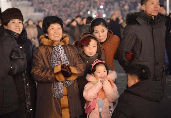 朝鮮人の顔