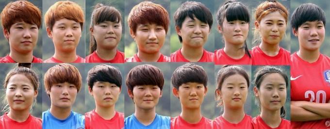 南朝鮮顔2