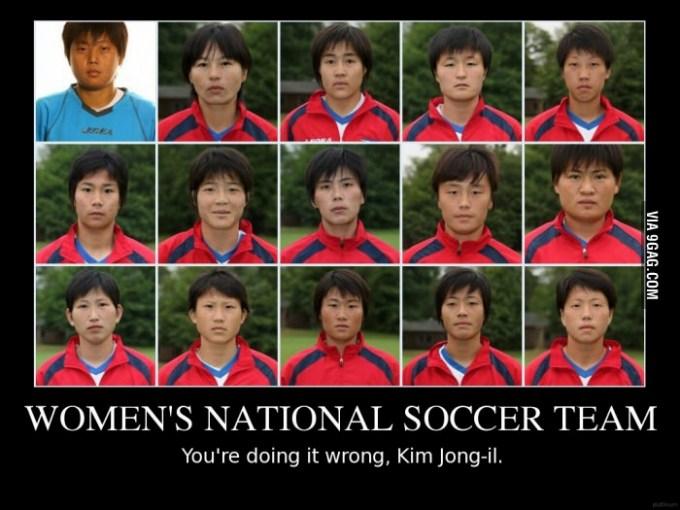 北朝鮮顔2