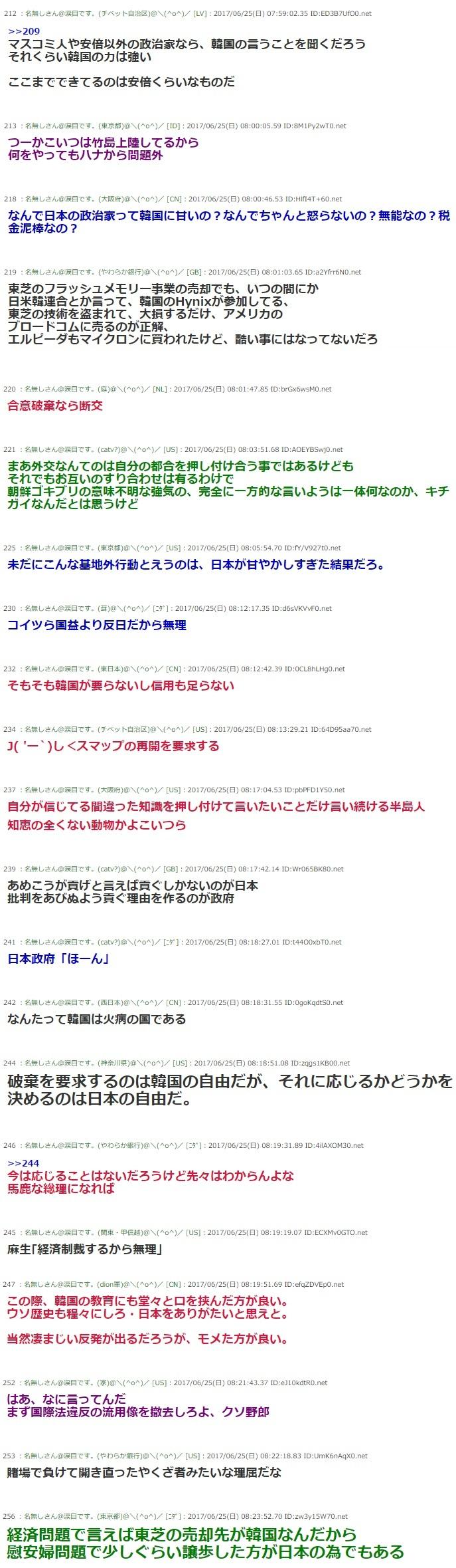 「日本の努力が足りない」といいながらスワップなど改善切望の韓国4