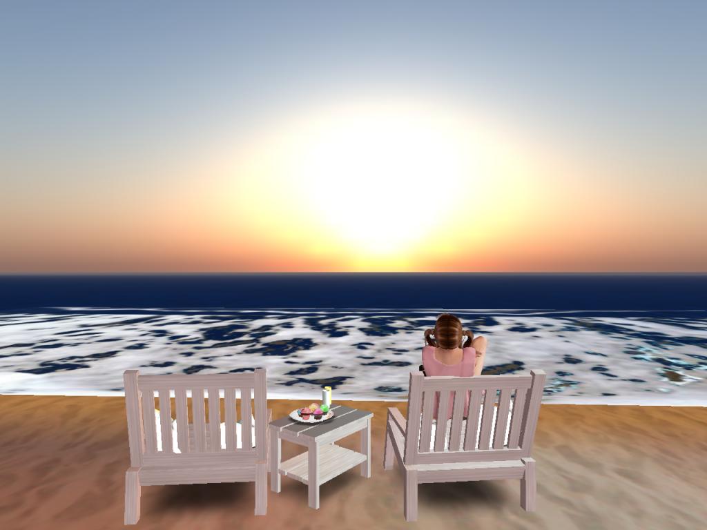 CECILIA Beach sunset