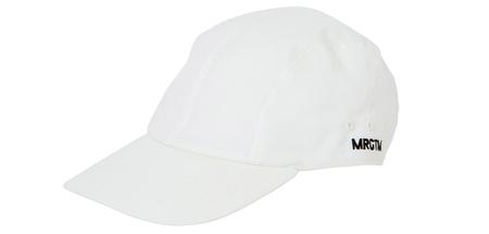 MGK-AC01 MRGTM CHINO TWILL CAP WHITE_R