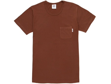 MG-TE01 SOUVENIR TEE BROWN_R