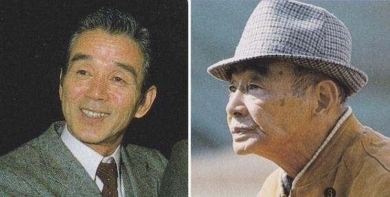 関根監督と藤田省三氏