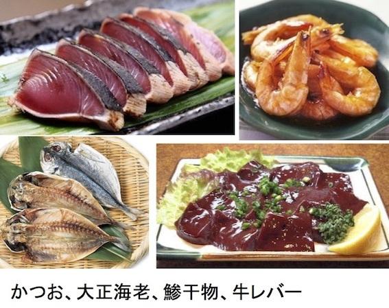 プリン体の多い食品