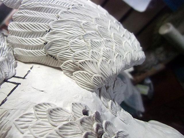 羽毛の追加