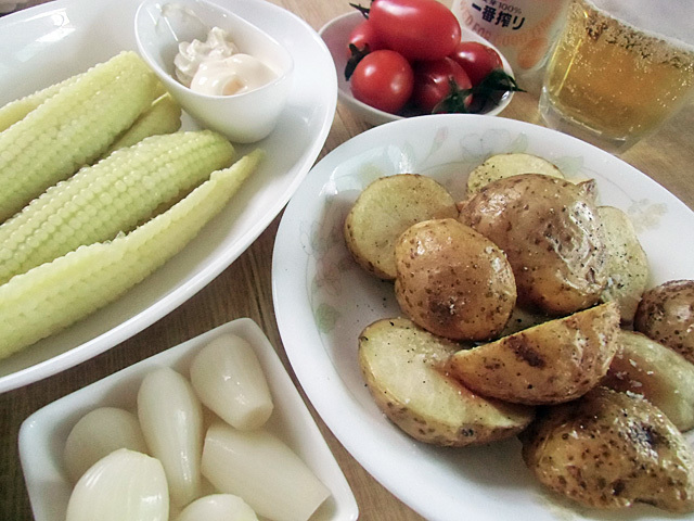 野菜ランチ